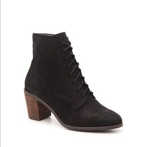 Lucky Brand Persee LaceUp Bootie